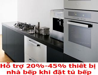 Khuyến mại thiết bị nhà bếp